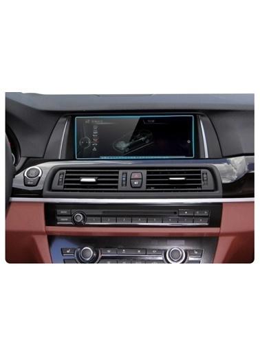 Techmaster Bmw 7 Serisi 2013-2015 10.2inç Temperli Navigasyon Ekran Koruyucu Renkli